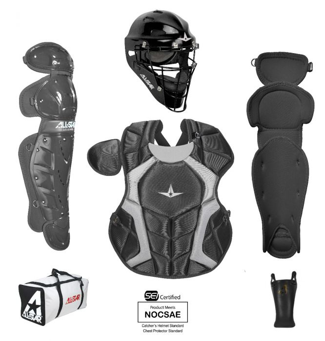 "All Star Player's Series Catcher's Kit ""12-16 Years Old"""
