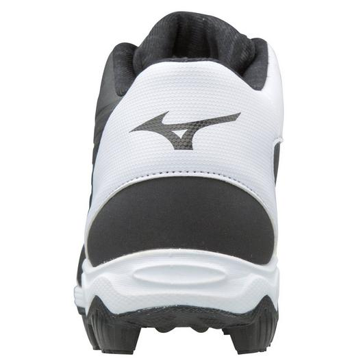 9-SPIKE ADVANCED FRANCHISE 9 MID MOLDED BASEBALL CLEAT